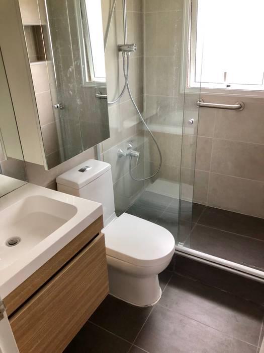 Phòng tắm theo balConcept SpA, Hiện đại