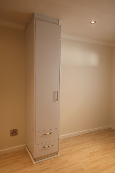 Chambre minimaliste par ContainaTech Minimaliste