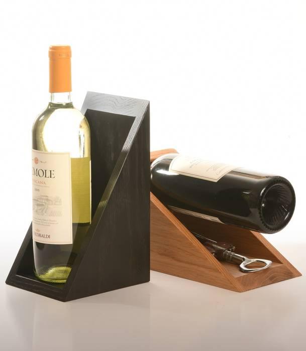 Tannino Paolo D'Ippolito - idee e design KitchenStorage Solid Wood