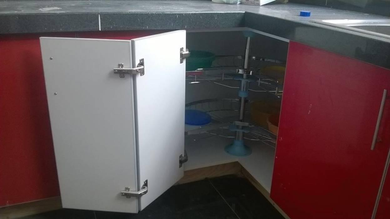 ARDI Arquitectura y servicios Built-in kitchens Chipboard