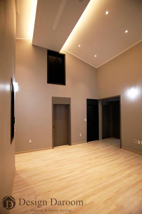 Modern Oturma Odası Design Daroom 디자인다룸 Modern