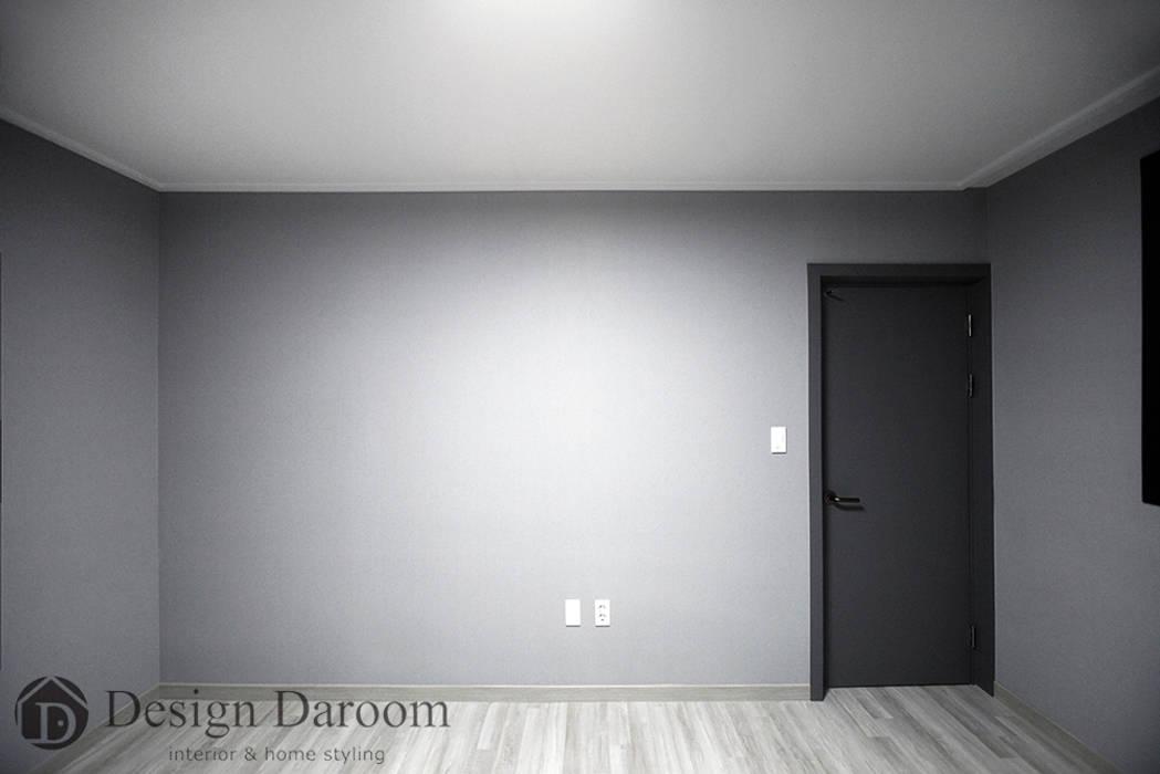 용인 전원주택 B동 30py - 안방 Design Daroom 디자인다룸 모던스타일 침실