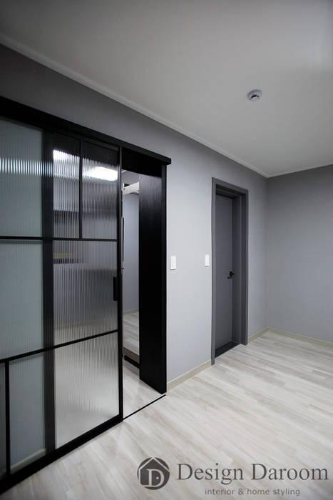 Dormitorios de estilo moderno de Design Daroom 디자인다룸 Moderno