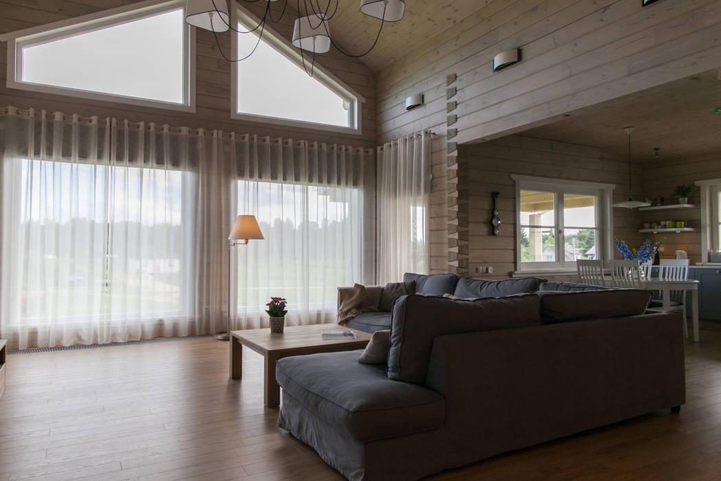 Chalets de estilo  por THULE Blockhaus GmbH - Ihr Fertigbausatz für ein Holzhaus, Clásico