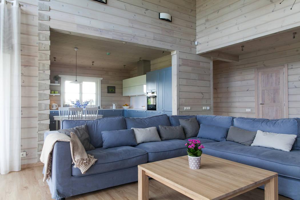 Oleh THULE Blockhaus GmbH - Ihr Fertigbausatz für ein Holzhaus Klasik