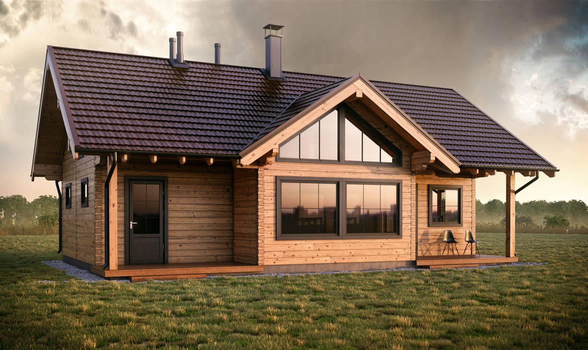 od THULE Blockhaus GmbH - Ihr Fertigbausatz für ein Holzhaus