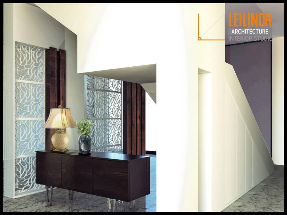Modern Interior Project: Tangga oleh CV Leilinor Architect, Modern