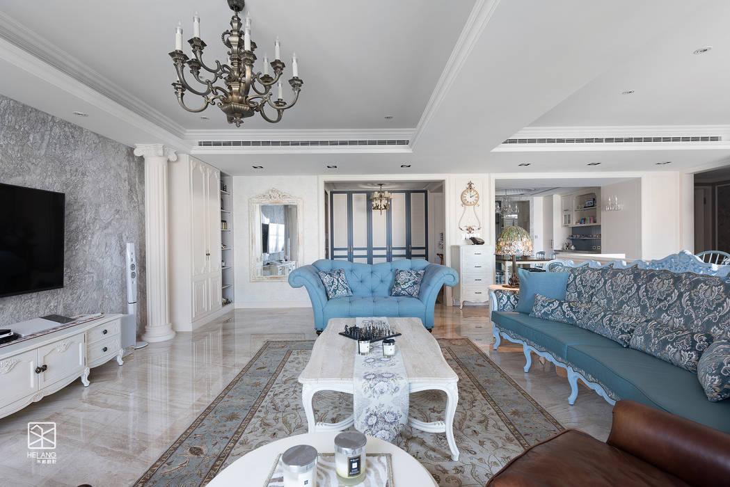 禾廊室內設計 Salon classique