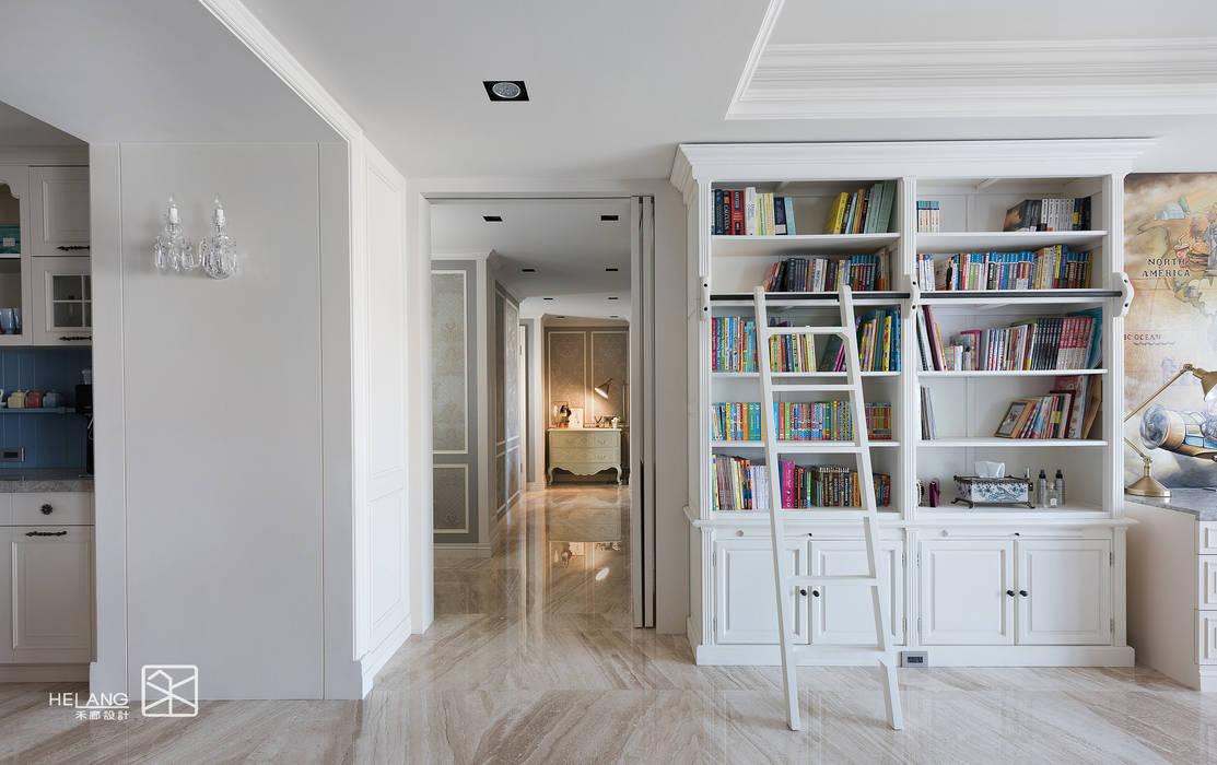 走廊與隔間 根據 禾廊室內設計 古典風