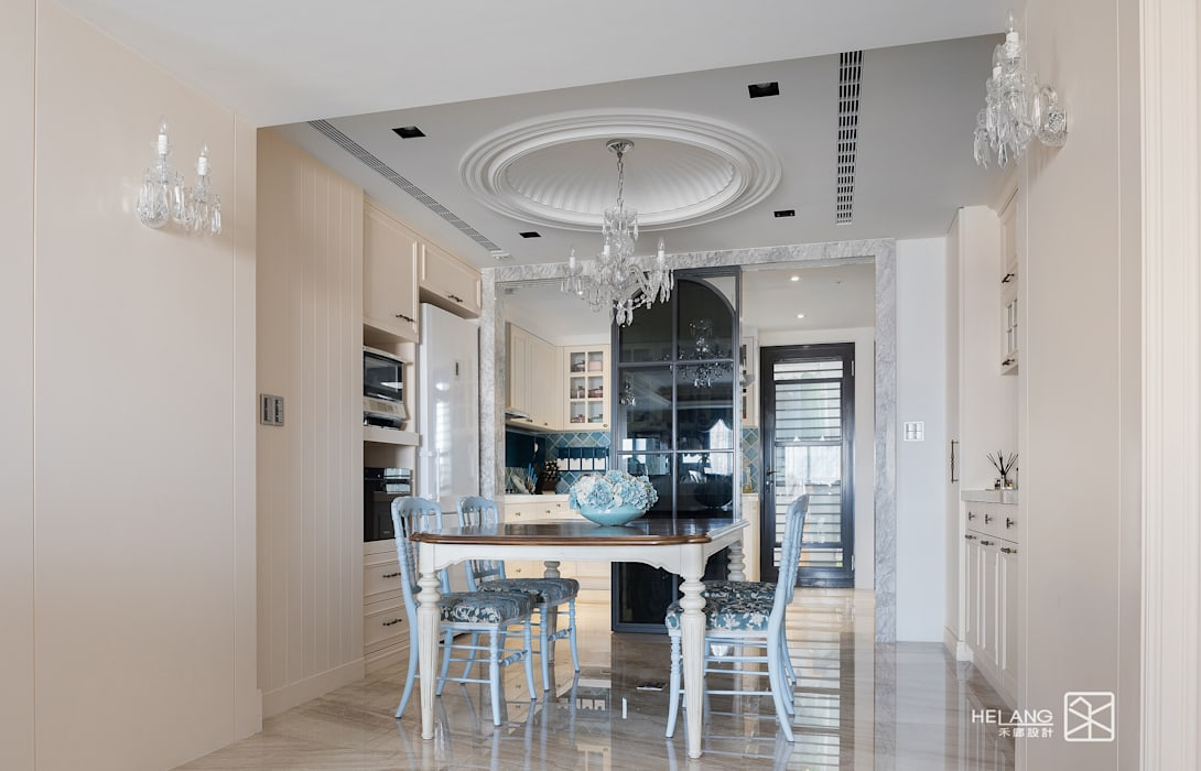 餐廳 根據 禾廊室內設計 古典風