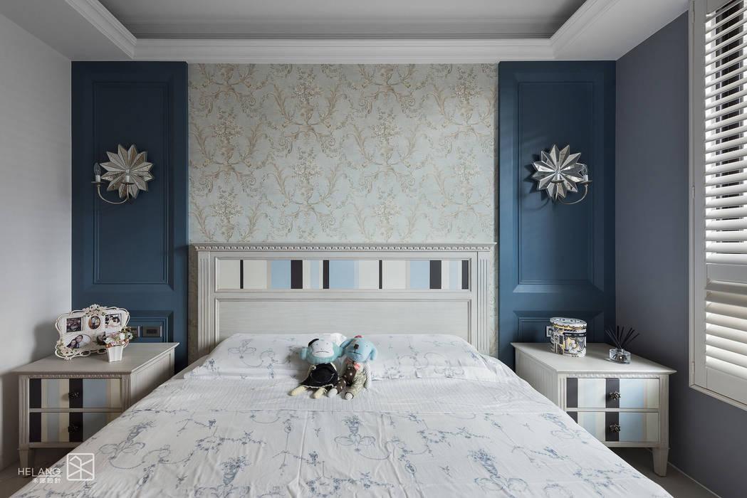 床頭造型 根據 禾廊室內設計 古典風