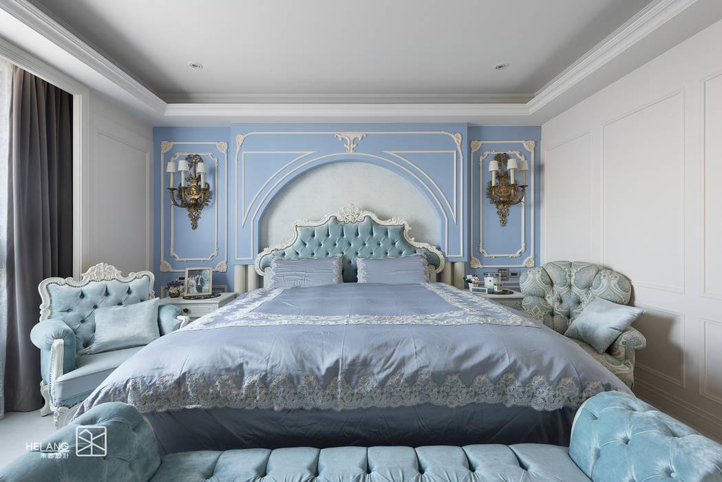 主臥室 根據 禾廊室內設計 古典風