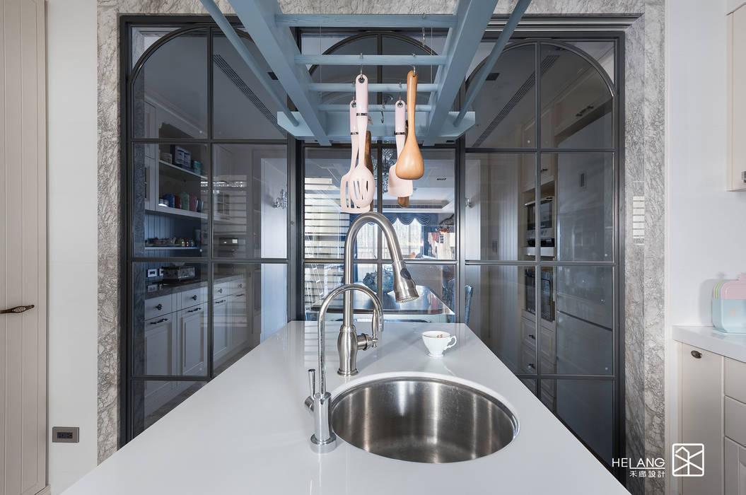 餐廳拉門 根據 禾廊室內設計 古典風
