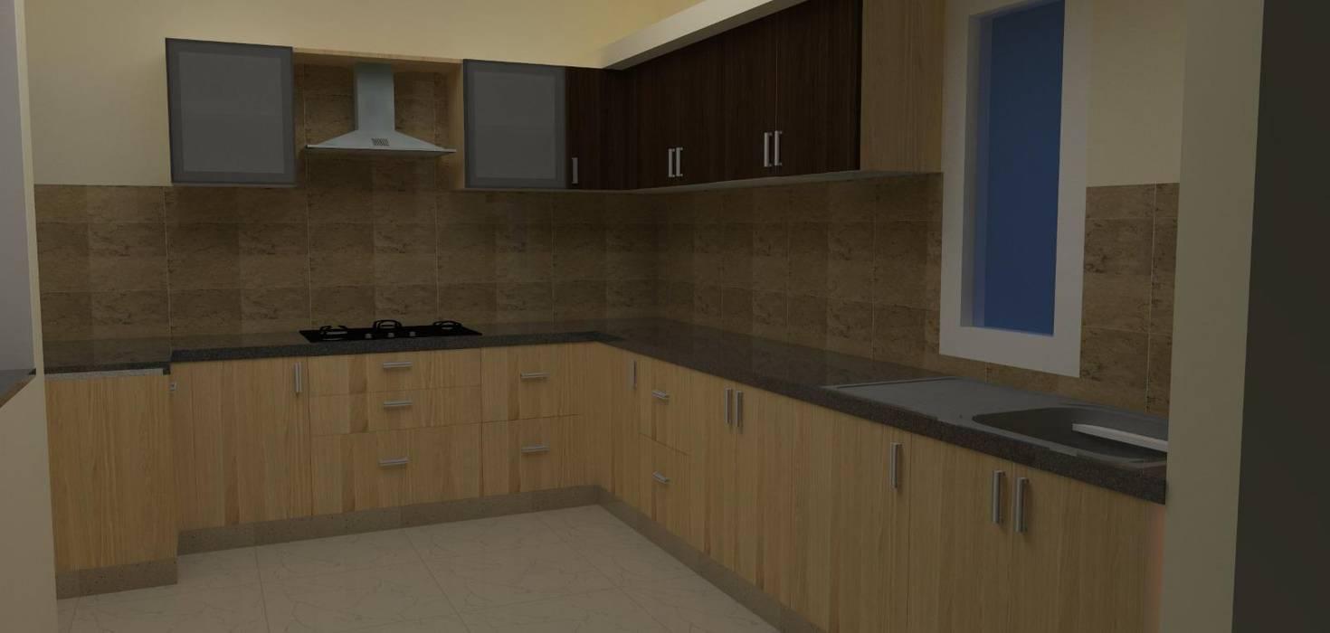 Moderne Küchen von Modulart Modern