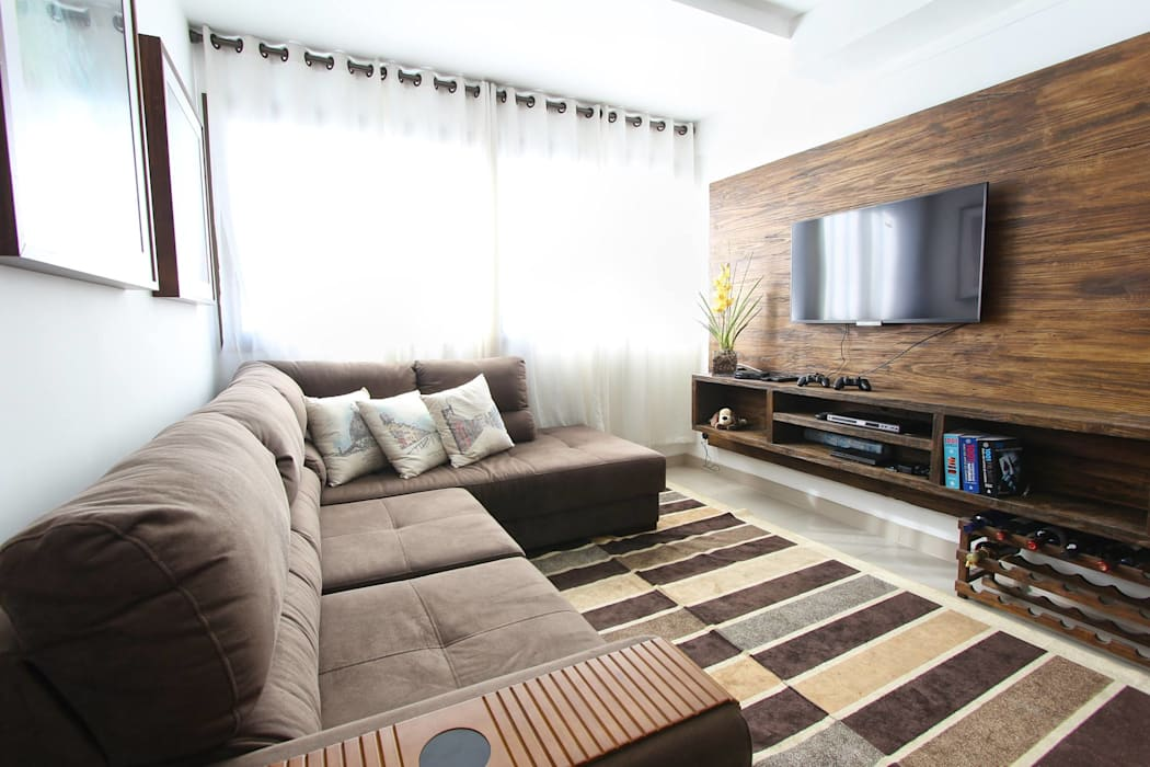 Moderne Wohnzimmer von Modulart Modern