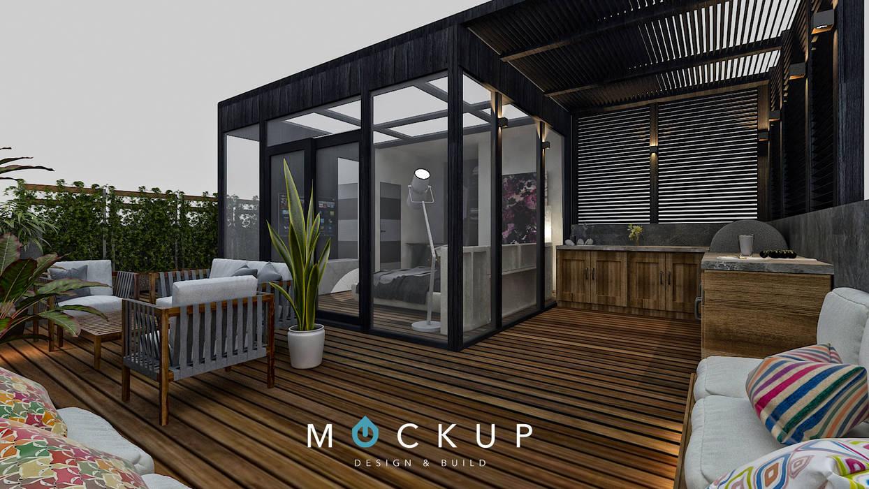 مدينتي - القاهرة الجديدة:  رووف تنفيذ  Mockup studio