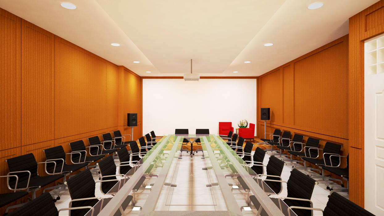 Ruang Meeting : Ruang Kerja oleh Vaastu Arsitektur Studio, Modern
