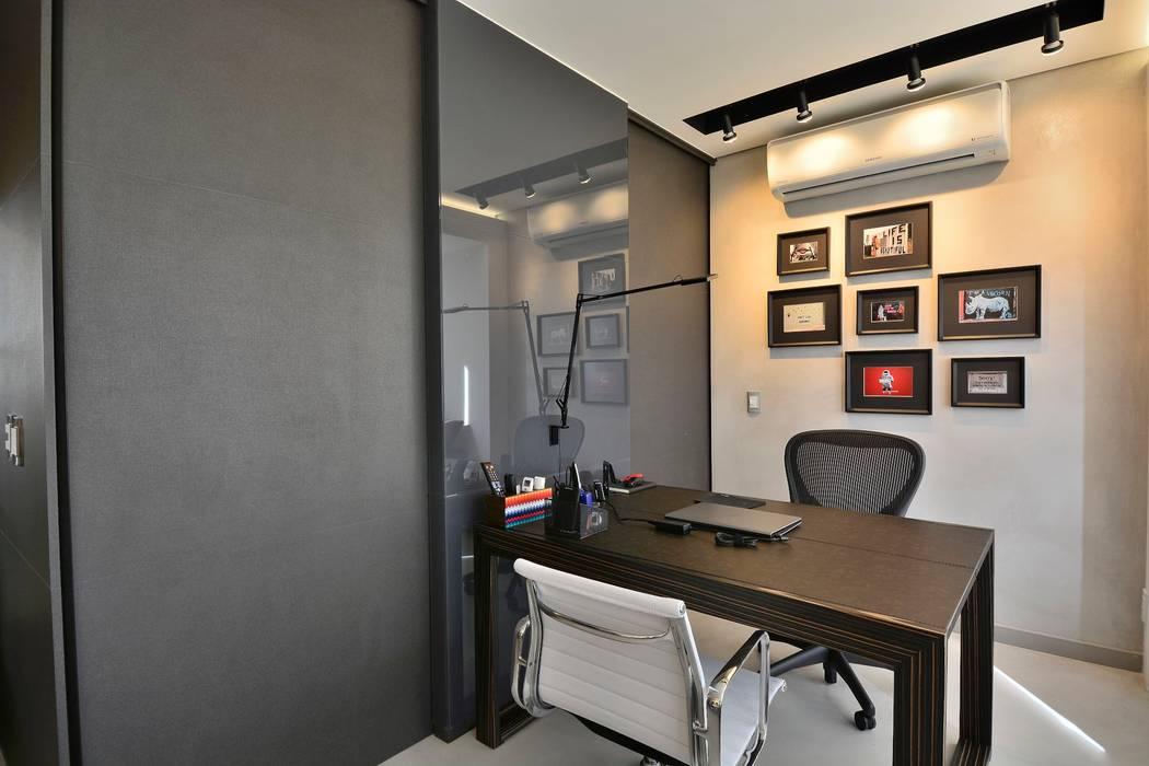 Projeto de Interiores | Estilo Industrial em Sala Comercial BG arquitetura | Projetos Comerciais Espaços comerciais industriais