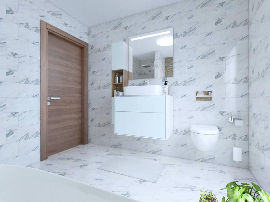 Common bathroom view 2 by Linken Designs