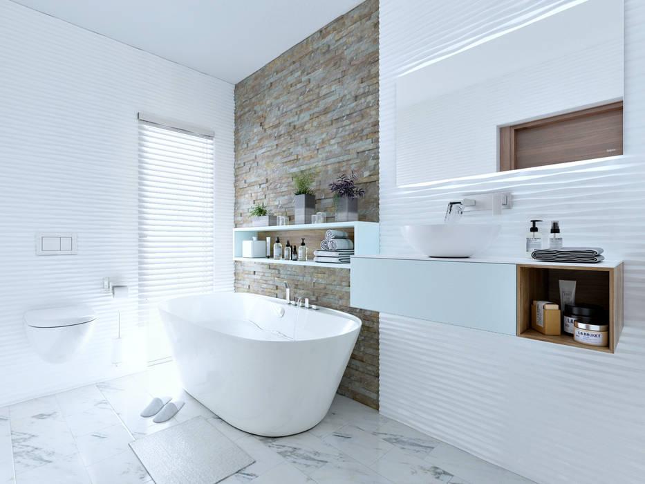En-suite bathroom 3 by Linken Designs