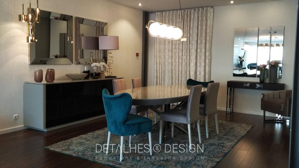 Sala de Jantar por Detalhes & Design