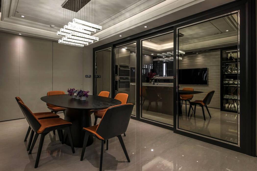 華人匯 雅群空間設計 餐廳