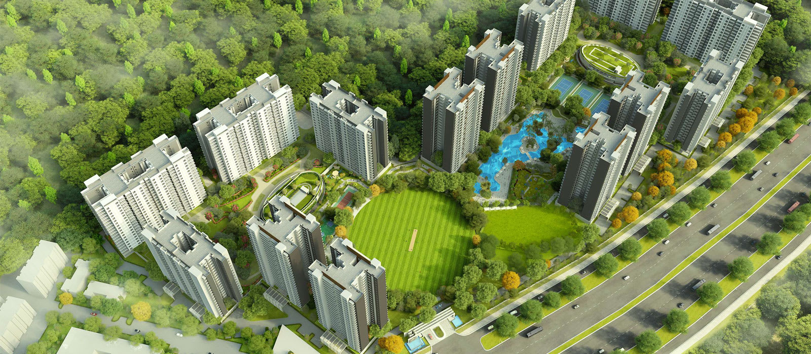 Commercial Property by Sobha City Colonial