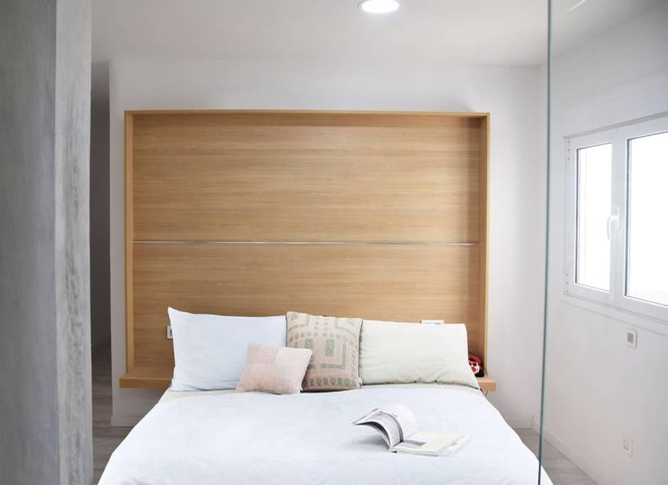 dormitorio: Dormitorios de estilo  de SP_Arquitectura