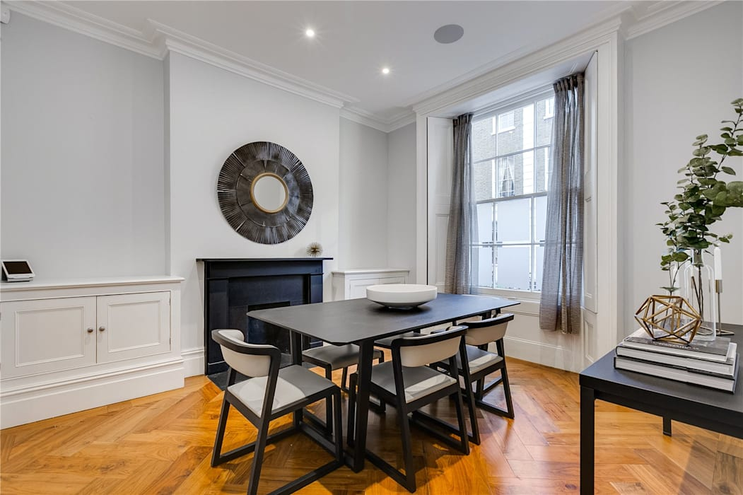 Furniture - Show Home:  Dining room by Lokaj Luxe