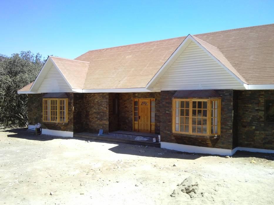 Prefabricated home by casasfrau