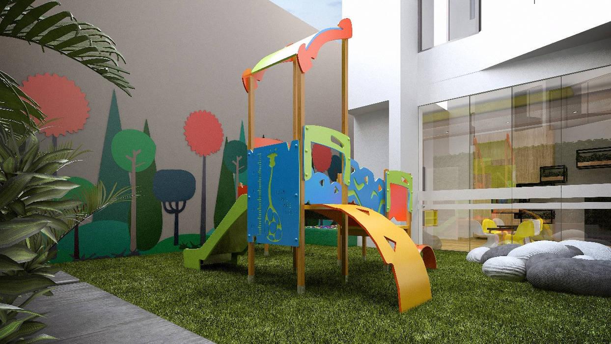 Modern Garden by K'ANKA Modern