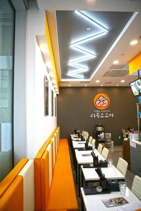餐廳 by 8sky design,