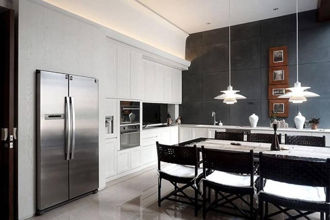 Kitchen units by ARF interior, Minimalist