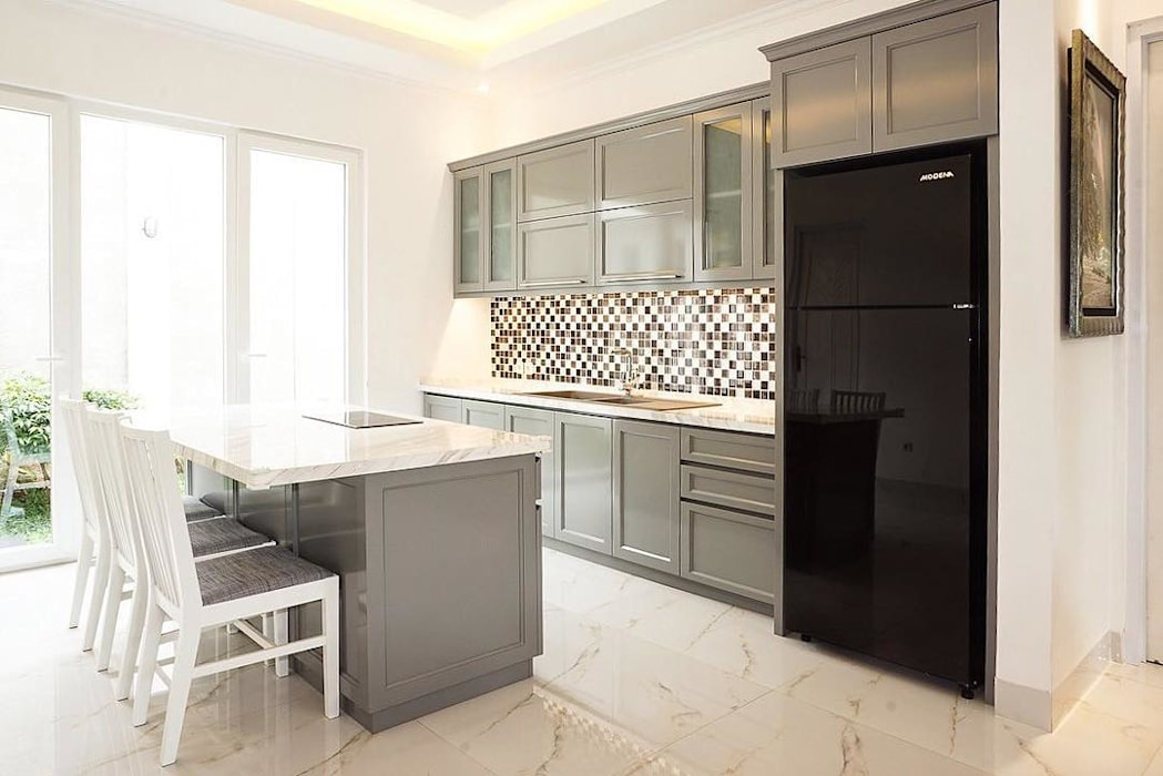 Kitchen units by ARF interior, Minimalist