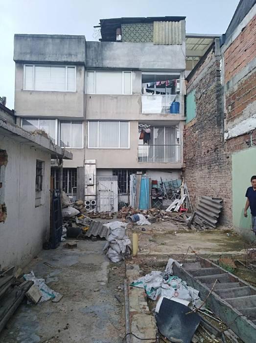 Area de construcción :  de estilo  por Arkited, Moderno