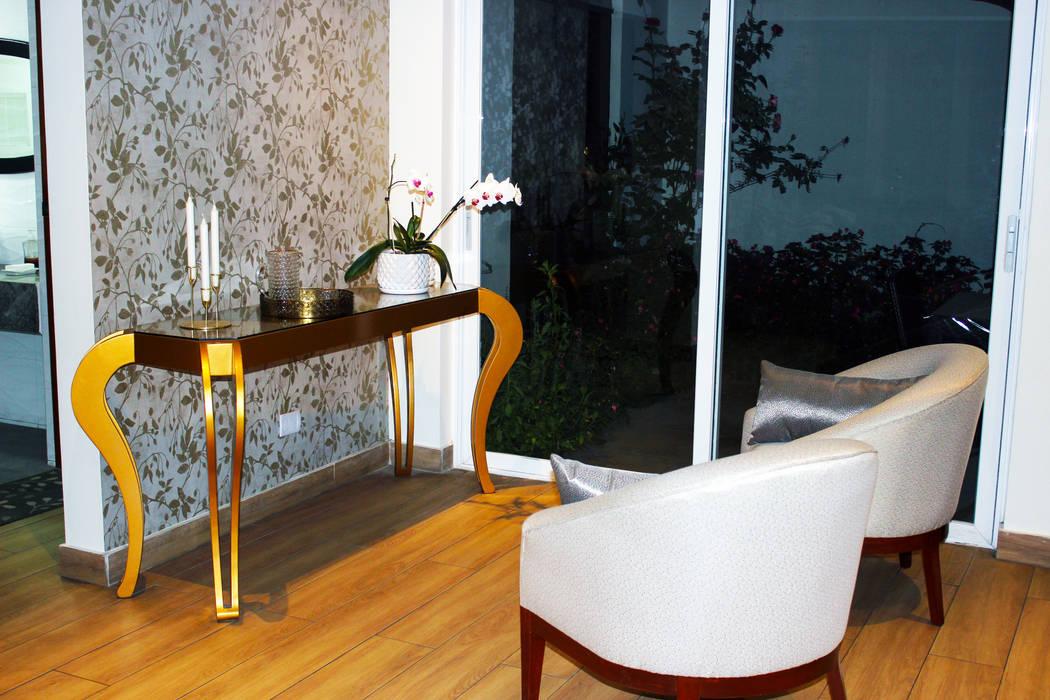 Modern Living Room by DISTINTA DESIGN Modern
