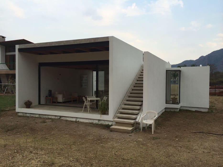 Small houses by Talle A / Arquitectos, Minimalist