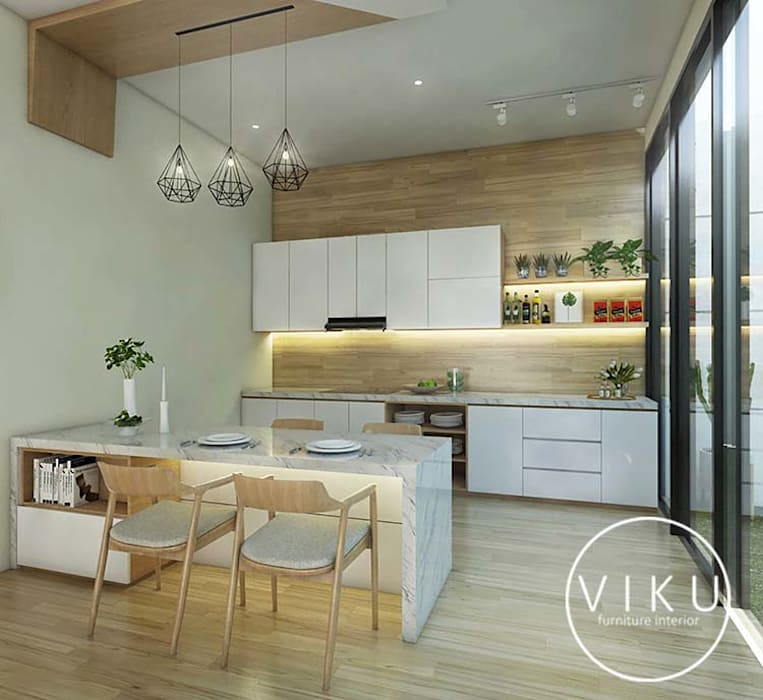 KITCHEN PAK FRANZ  SOMMERVILLE :  Unit dapur by viku