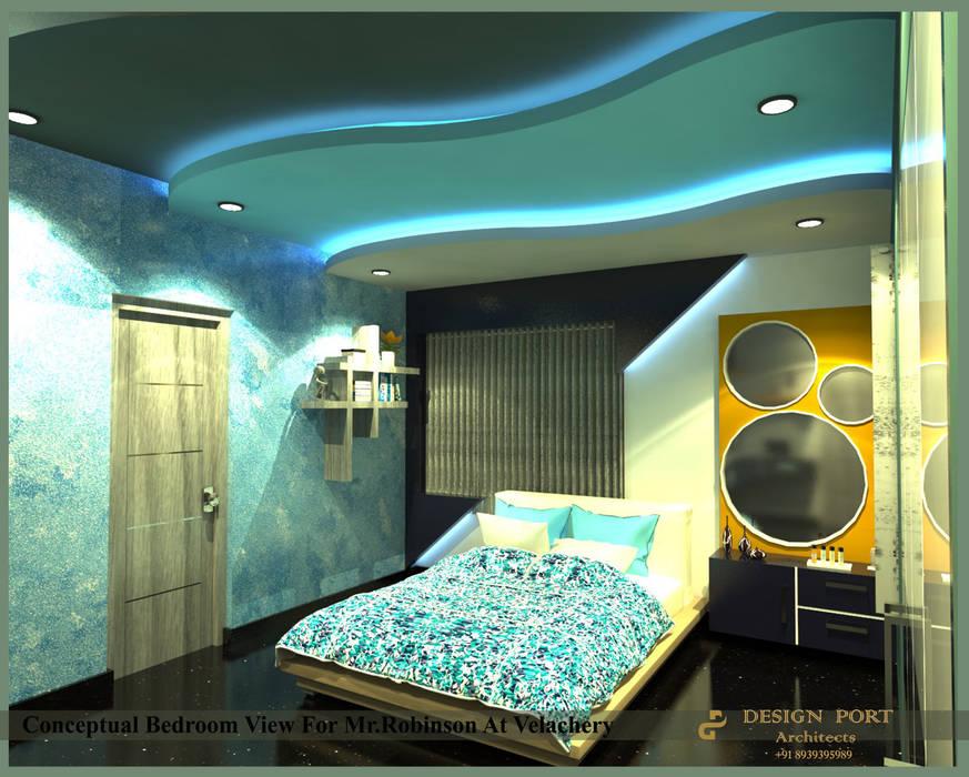 غرفة نوم تنفيذ Design port