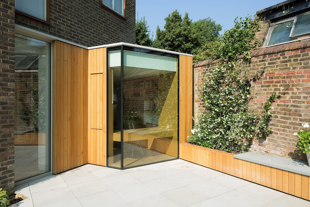 Belsize Lane by IQ Glass UK Modern Glass
