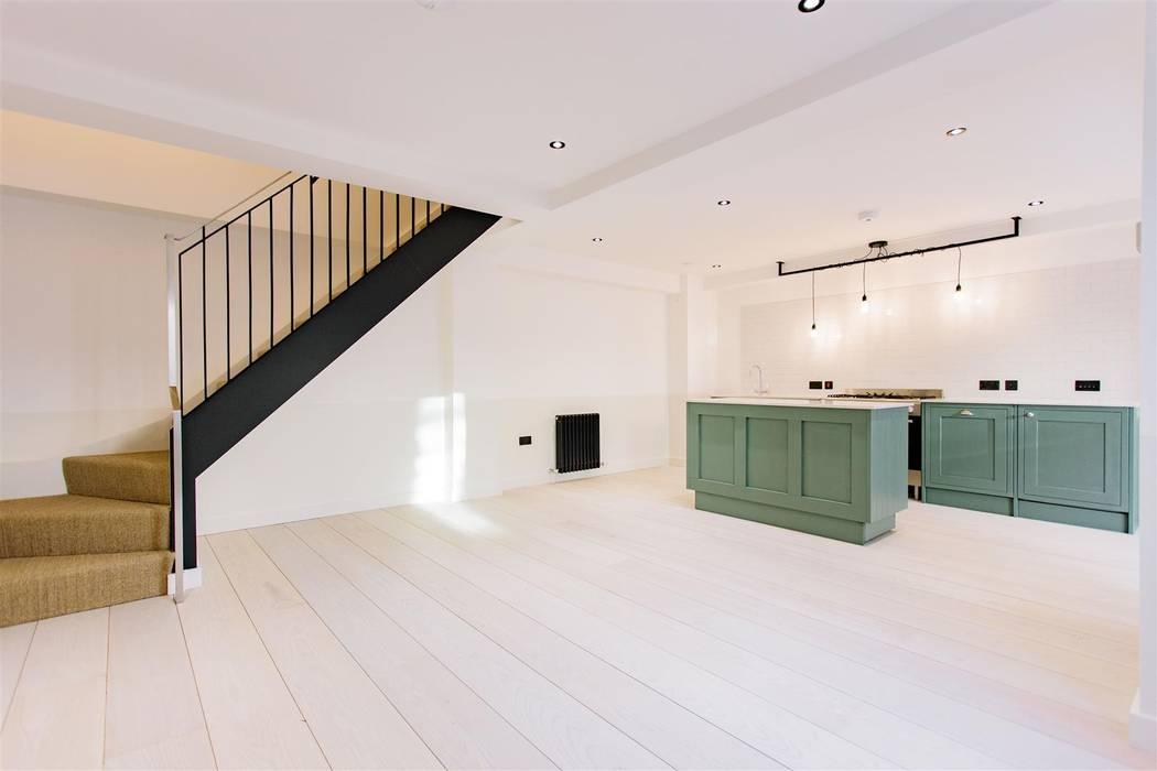 Engineered Ash Flooring:  Floors by Wood Flooring Engineered Ltd - British Bespoke Manufacturer,