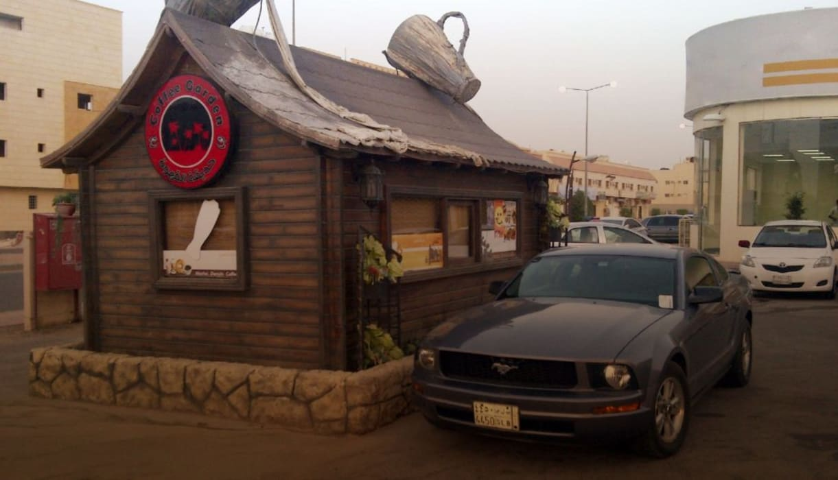 مطاعم تنفيذ Wooden House - Jordan
