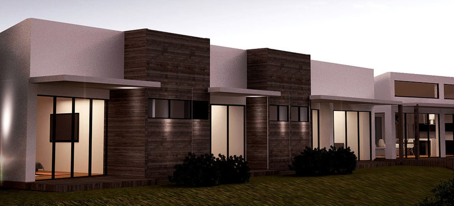 by Andrés Hincapíe Arquitectos A H A Modern Concrete