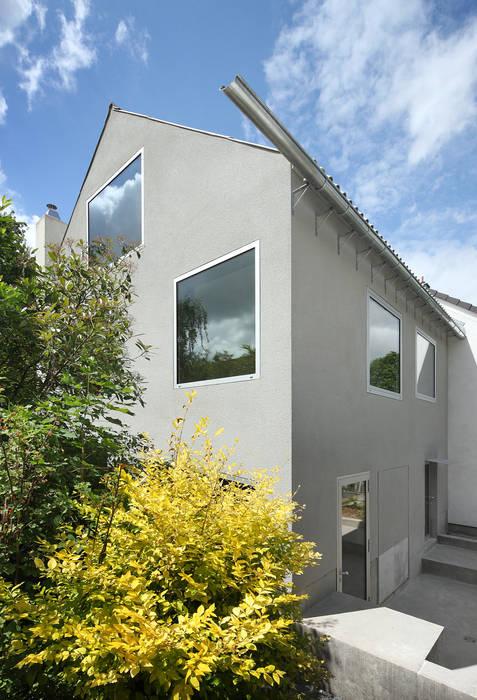 Südostansicht:   von AMUNT Architekten Martenson und Nagel Theissen BDA
