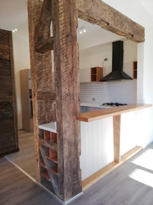 Oleh Quo Design - Diseño de muebles a medida - Puerto Montt Modern