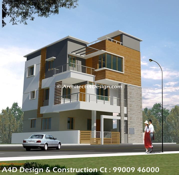 A4 architects & building contractors in bangalore offers ...