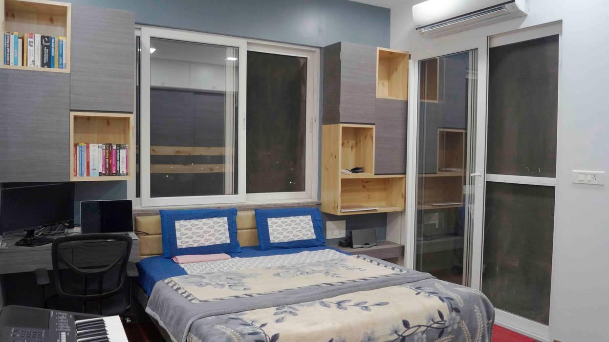 Cuartos de estilo minimalista de decormyplace Minimalista