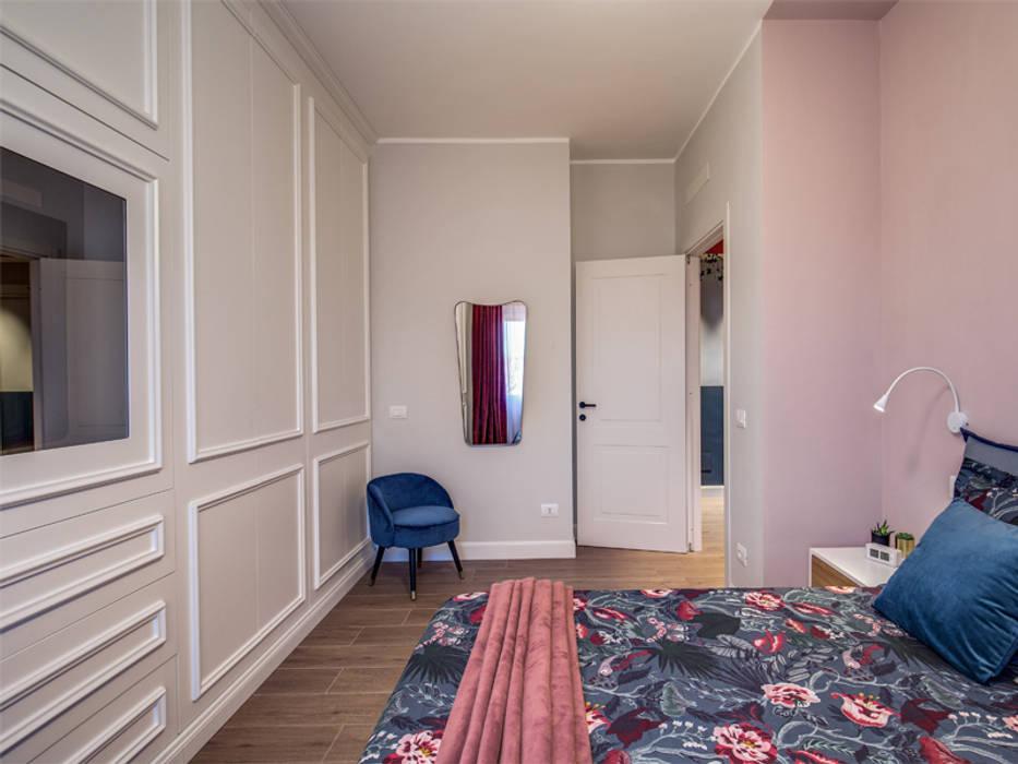 MONTEFALCO: Camera da letto in stile  di MOB ARCHITECTS