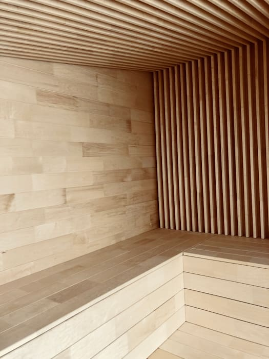 Сауны в . Автор – Karl Kaffenberger Architektur | Einrichtung