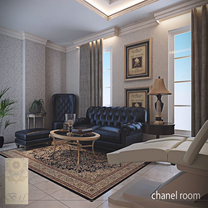 Rumah Tinggal Gandaria: Ruang Multimedia oleh Studio Ardhyaksa, Klasik